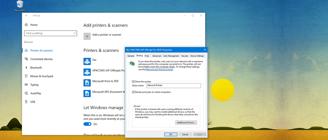 Download & Install Drivers for HP Printer