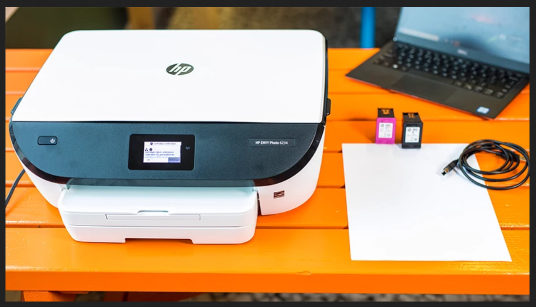 How to Connect HP Printer to a Computer Device